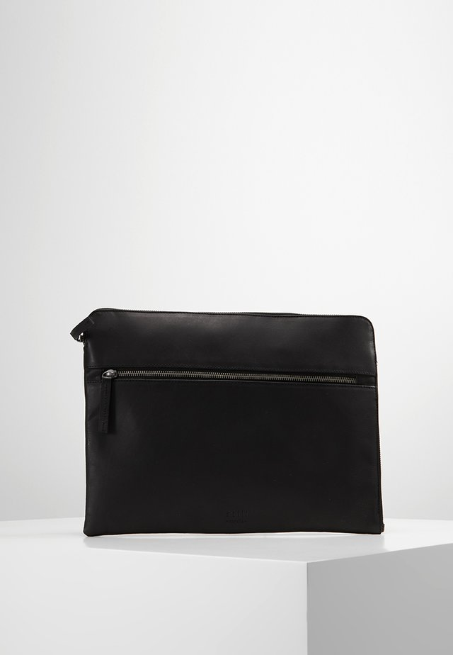 CLEAN SLEEVE - Torba na laptopa - black