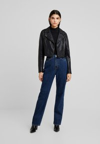 Weekday - ROWE WIN - Jeans straight leg - win blue