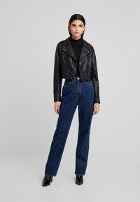 Weekday - ROWE WIN - Straight leg jeans - win blue - 1