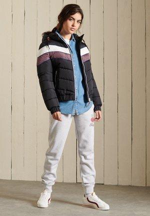 SPIRIT RETRO - Winter jacket - jet black