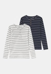Name it - NKMVALENTIN 2 PACK - Long sleeved top - snow white - 0