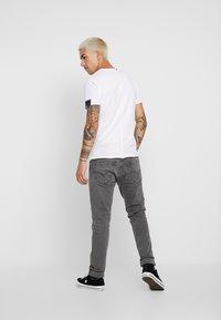 Replay - Basic T-shirt - white - 2