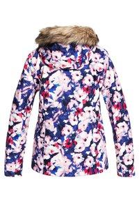 Roxy - JET SKI - Snowboard jacket - mazarine blue mind jingle - 1