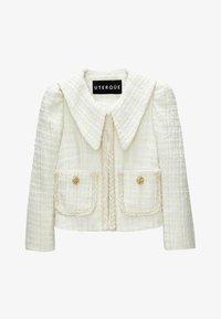 Uterqüe - Summer jacket - white - 4