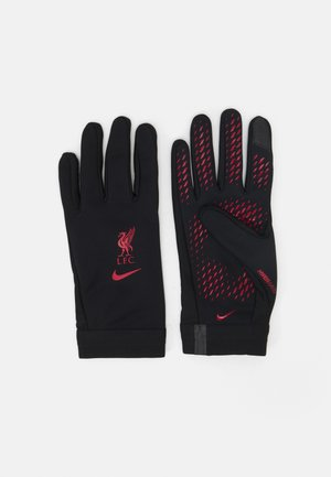 LIVERPOOL FC - Klubbklær - black/black/gym red