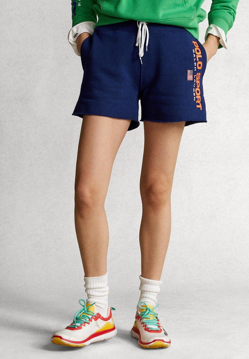 Polo Ralph Lauren - Shorts - fall royal