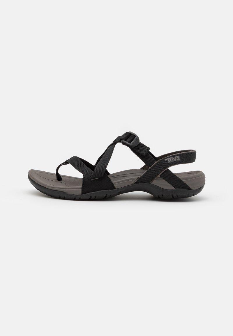 Teva - CROSS STRAP - Outdoorsandalen - black
