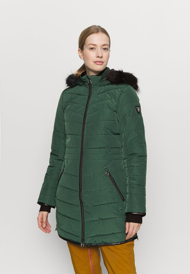 STRIKING - Winter coat - royal green