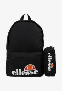 Ellesse - ROLBY PENCIL CASE - Rucksack - black - 7