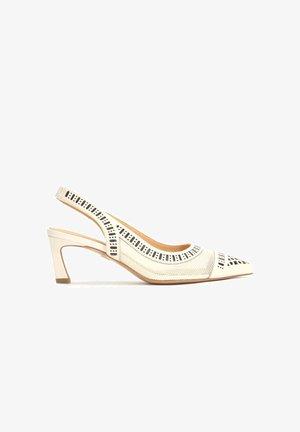 SUZANNE  - Classic heels - beige