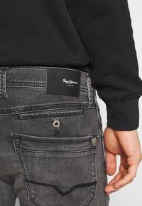 Pepe Jeans - SPIKE - Jeans straight leg - grey denim - 4