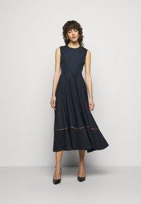 Roksanda - ATHENA DRESS - Maxi šaty - navy/midnight - 1