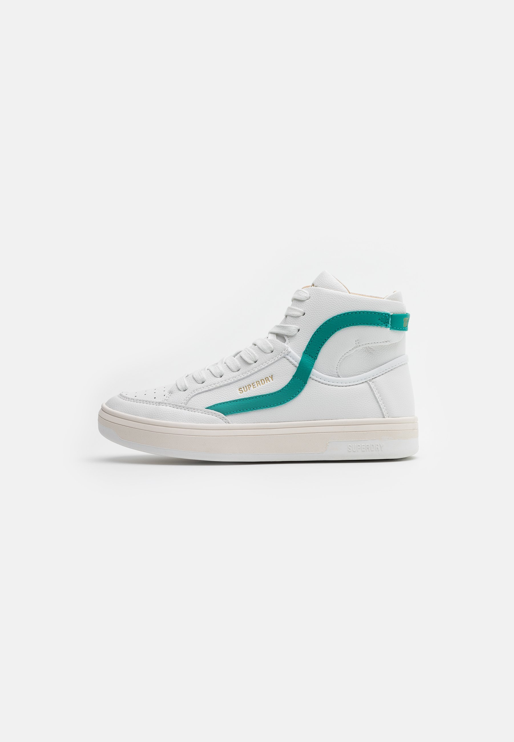 Women BASKET LUX TRAINER - High-top trainers
