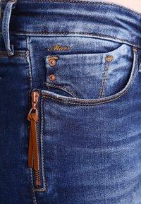 Mavi - SERENA - Jeans Skinny Fit - dark used - 4