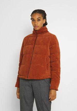 ONLCOLE PADDED JACKET - Winter jacket - ginger bread