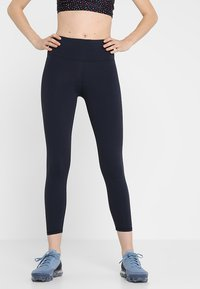 Cotton On Body - ACTIVE CORE 7/8  - Tights - navy - 0