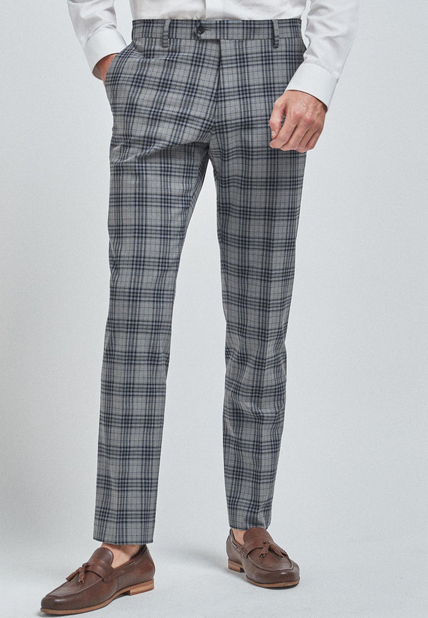 Homme CHECK - Pantalon de costume