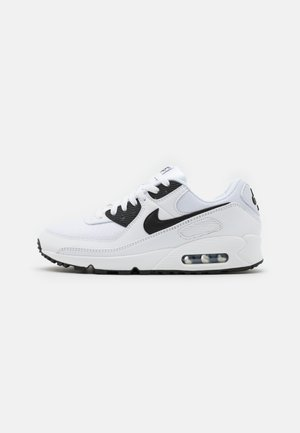 AIR MAX 90 - Sneakersy niskie - white/black