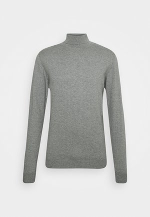PARCUSMAN - Jumper - medium grey melange