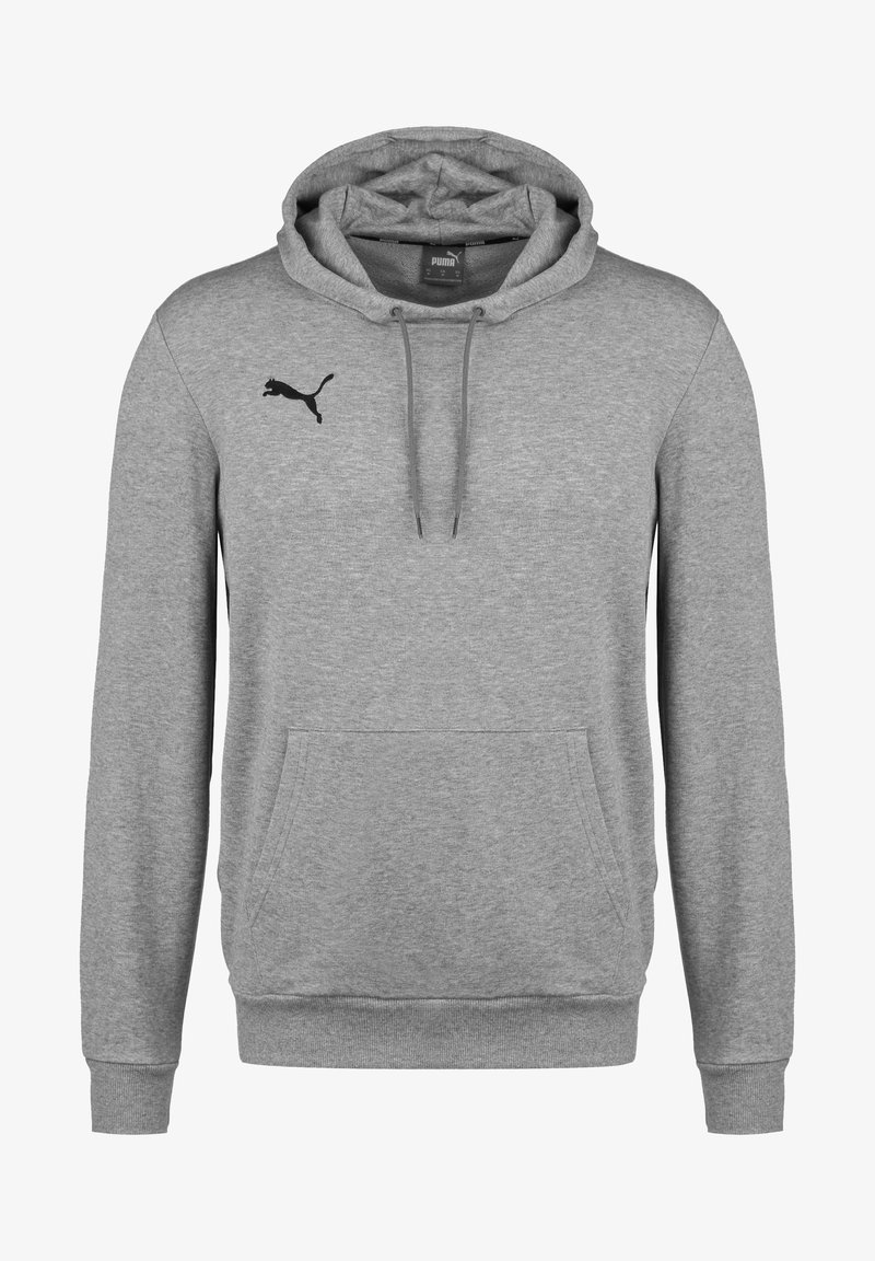 Puma - TEAMGOAL 23 CASUALS HOODIE HERREN - Hoodie - medium grey heather