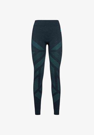 NATURAL + KINSHIP WARM - Leggings - smaragd