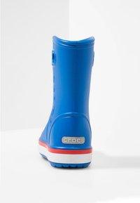 Crocs - Botas de agua - bright cobalt/flame - 2