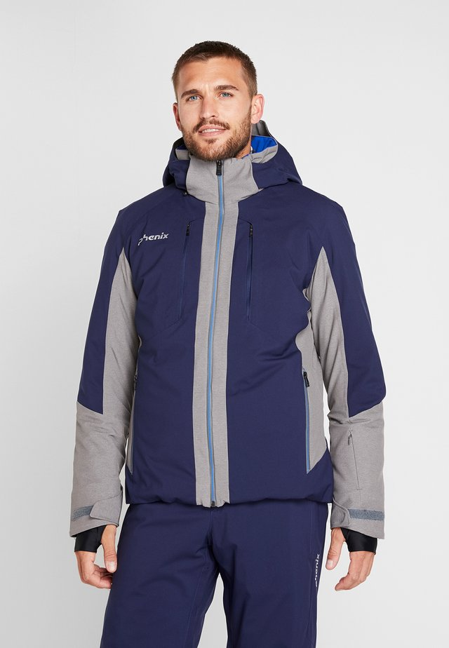 NISEKO - Ski jacket - dark navy