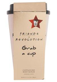 Make up Revolution - REVOLUTION X FRIENDS ESPRESSO BODY SCRUB - System - - - 3