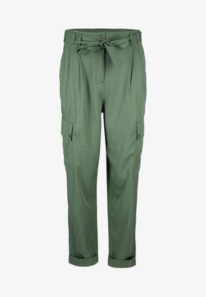 UTILITY  - Trousers - khaki