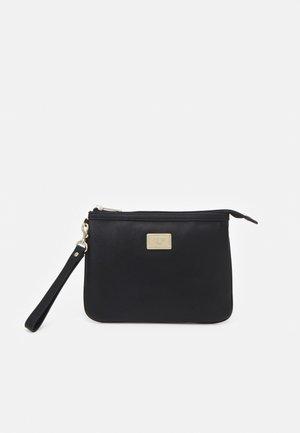 COREEN BEAUTY COREEN FLAT TOP ZIP SET - Kosmetická taška - black