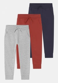 Staccato - 3 PACK UNISEX  - Tracksuit bottoms - multi-coloured - 0