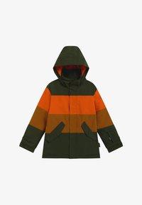 Burton - SYMBOL  - Snowboardová bunda - orangeade - 5
