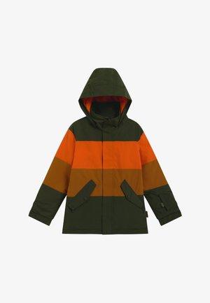 SYMBOL  - Snowboardjacka - orangeade