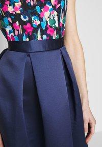 Closet - DRESS - Vestido de cóctel - navy - 7