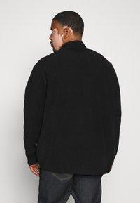 Pier One - Fleece jacket - black - 2