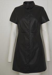 New Look Petite - BELTED DRESS - Shirt dress - black - 6
