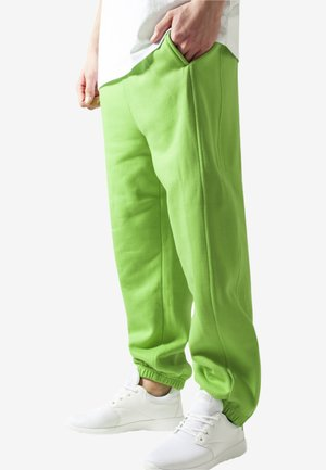 SWEATPANTS SP. - Tracksuit bottoms - green