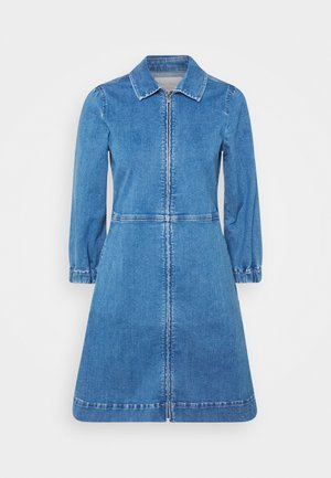 EYVORPW  - Denim dress - light blue denim