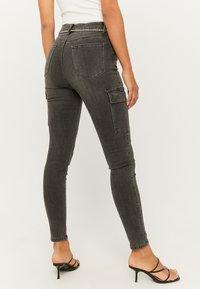 TALLY WEiJL - Jeans Skinny Fit - gry - 2