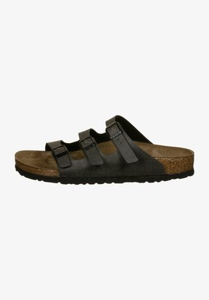 FLORIDA - Slippers - anthracite