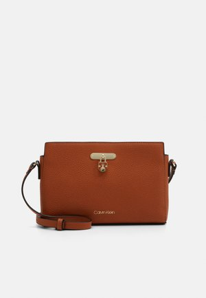 CROSSBODY - Across body bag - brown