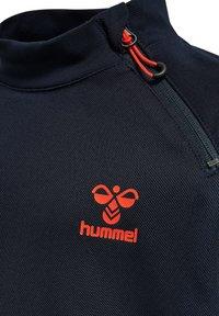 Hummel - ACTION  - Sweatshirt - dark sapphire/fiesta - 3
