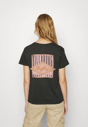 DIAMOND LEGACY - Camiseta estampada - off black