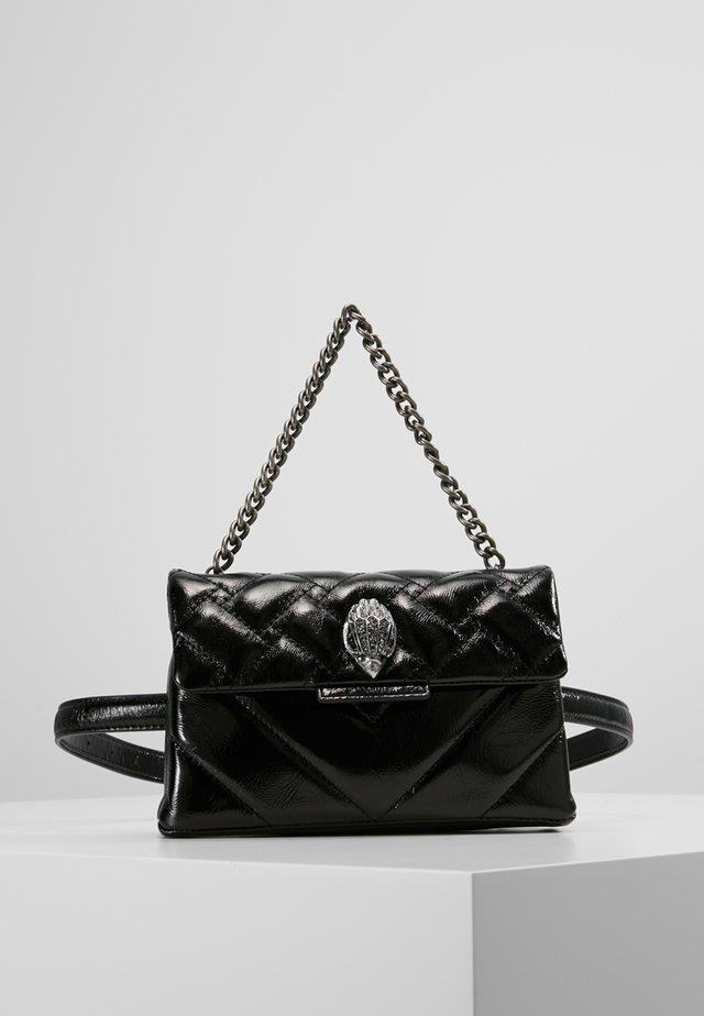 KENSINGTON BELT BAG - Bæltetasker - black