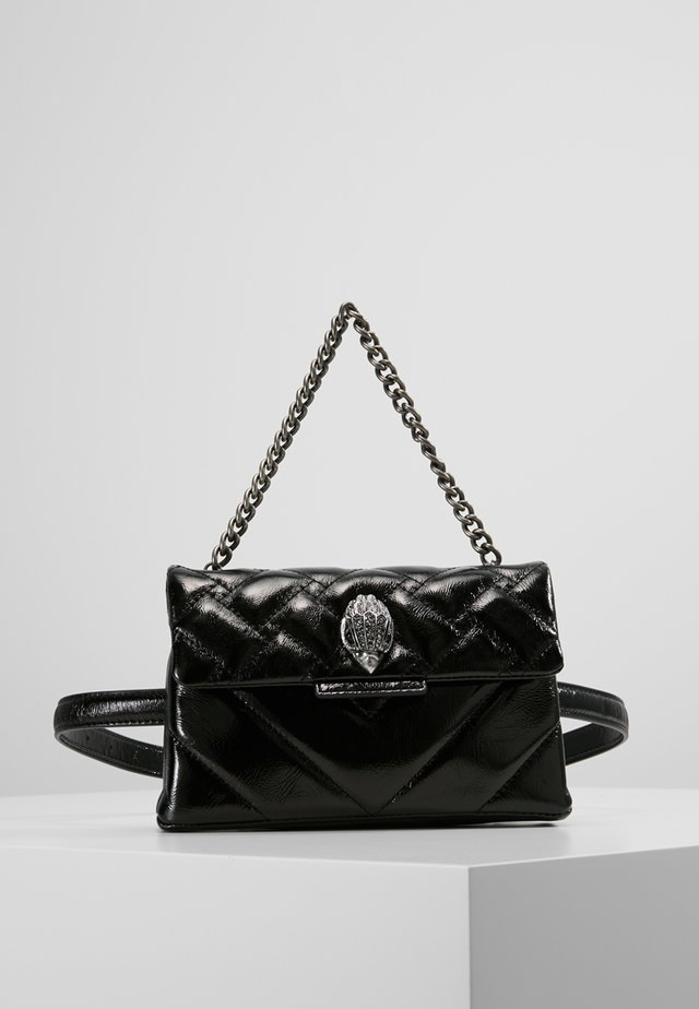 KENSINGTON BELT BAG - Vyölaukku - black
