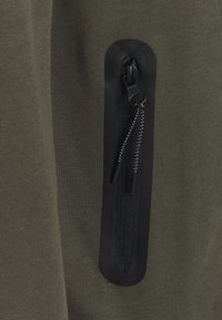 Cars Jeans - GREASS ZIP - Huvtröja med dragkedja - army - 2