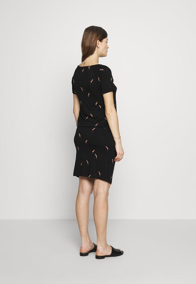 ATLANTA - Maxi dress - black