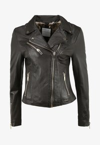Rino&Pelle - GHOST - Leather jacket - dark chocolate - 3