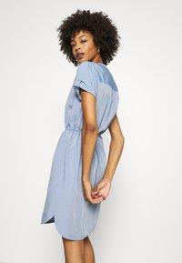 comma - Shirt dress - blue - 2