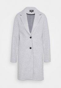 ONLY Tall - ONLCARRIE BONDED COAT - Klasický kabát - light grey - 4